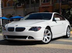 bmw 645 ci coupe