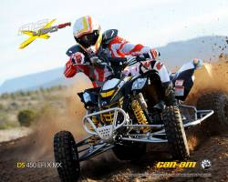 can-am ds 450 efi
