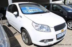 chevrolet aveo 1.6 ls hatch