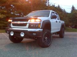 chevrolet colorado crew cab 4wd