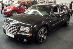 chrysler 300 c crd touring
