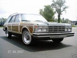 chrysler lebaron town & country