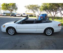 chrysler sebring convertible gtc