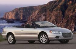 chrysler sebring convertible touring