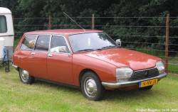 citroen gs club break