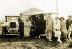 dodge brothers touring