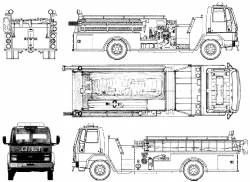 ford cf-7000