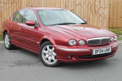 jaguar x-type 2.0 v6 se