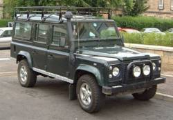 land-rover 110 station wagon