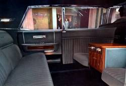 lincoln continental executive limousine
