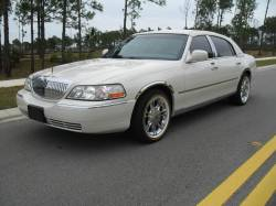 lincoln town car ultimate