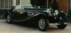 mercedes-benz 540 k spezial roadster