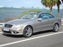 mercedes-benz clk 500 coupe