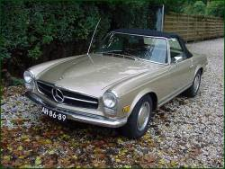 mercedes-benz sl 250