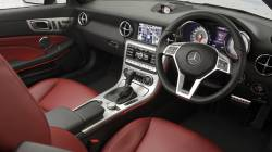 mercedes-benz slk 350 blueefficiency