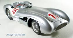 mercedes-benz streamliner