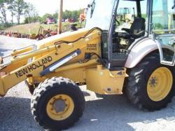 new holland 555e