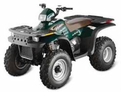 polaris xplorer 400