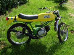 tomos cross 50 junior