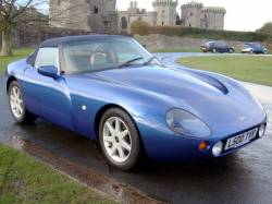 tvr griffith 5.0