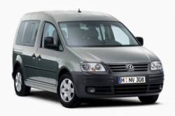 volkswagen caddy life 1.6