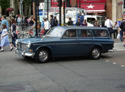 volvo 121 estate